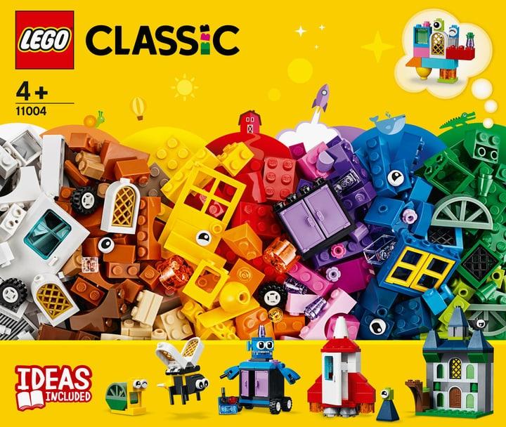 LEGO CLASSIC 11004 Les fenêtres cré 748715400000 Photo no. 1