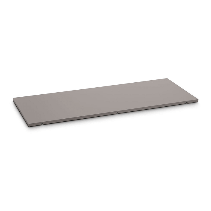 SEVEN Tablar 90cm 362019749902 Grösse B: 60.0 cm x T: 1.4 cm x H: 35.5 cm Farbe Grau Bild Nr. 1