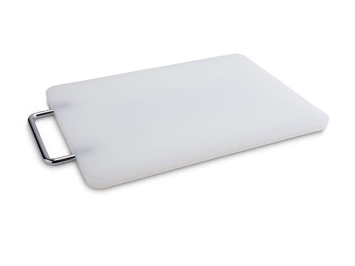 CUTTING Planche à decouper 393002931911 Dimensions L: 27.5 cm x P: 20.0 cm x H: 1.2 cm Couleur Blanc Photo no. 1