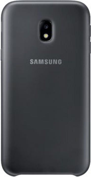 Dual Layer Cover schwarz Hülle Samsung 785300128901 Bild Nr. 1