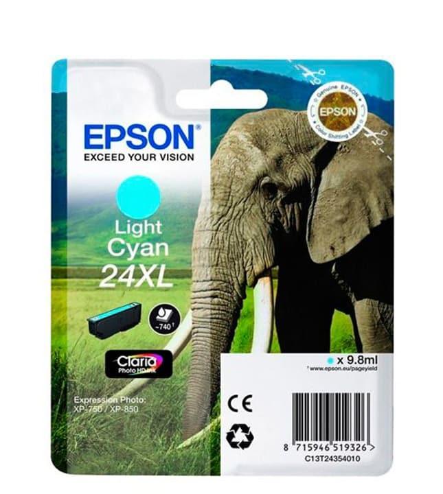 Cartouche d'encre 24XL light cyan Cartouche d'encre Epson 785300124964 Photo no. 1