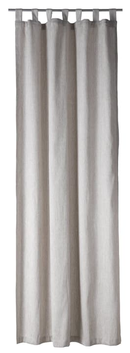 GINA Fertigvorhang blickdicht 430264321874 Farbe Beige Grösse B: 145.0 cm x H: 260.0 cm Bild Nr. 1