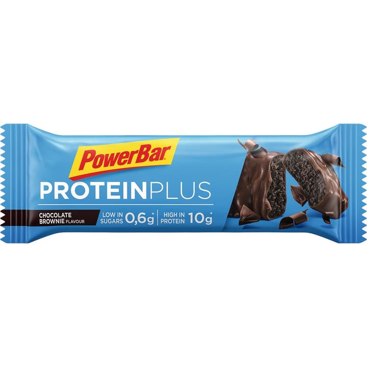 Protein Plus Low Sugar Brown Barre Powerbar 463032000000 Photo no. 1