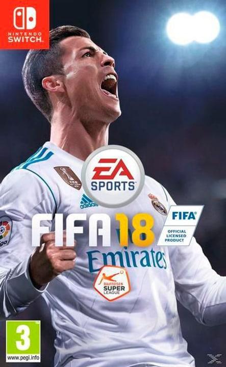 Switch - FIFA 18 Physisch (Box) 785300128684 Bild Nr. 1