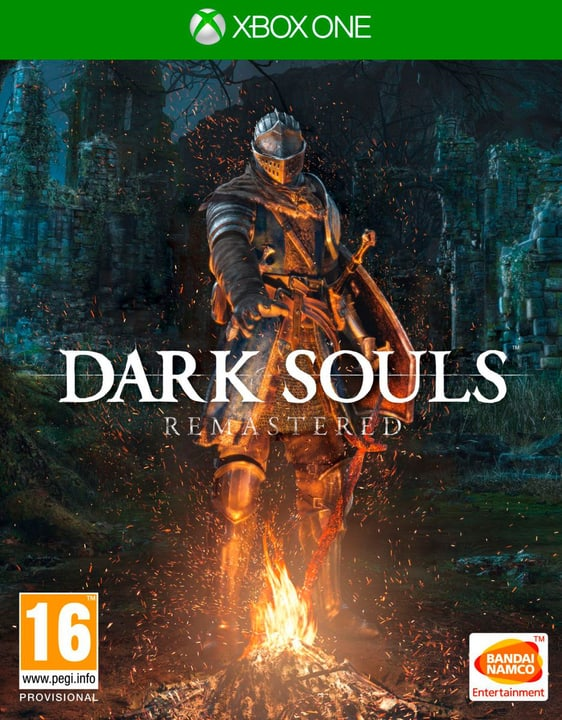 Xbox One - Dark Souls: Remastered (D) Physisch (Box) 785300132693 Bild Nr. 1