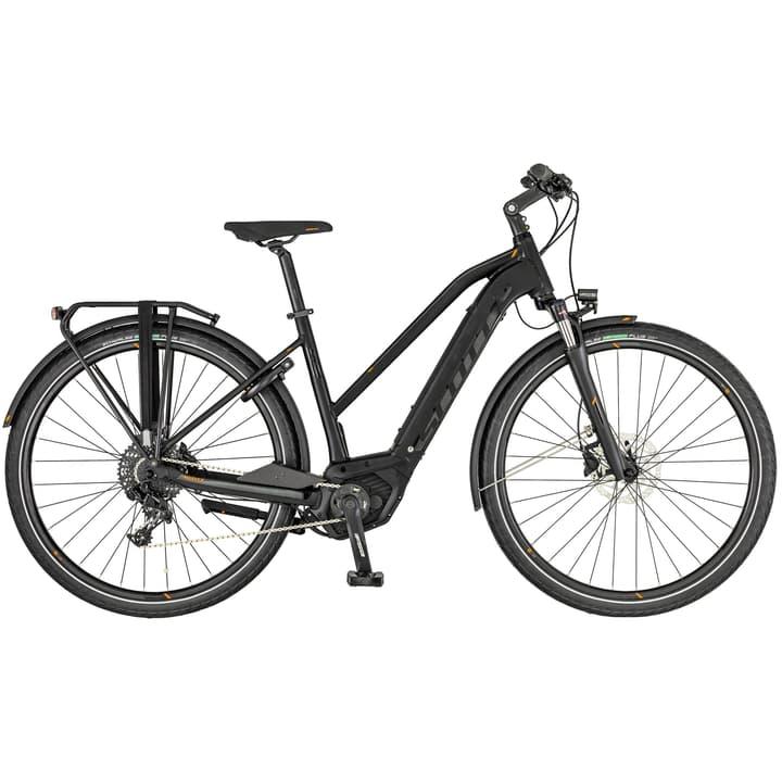 Sub Sport eRide E-Trekkingbike Scott 463349200320 Rahmengrösse S Farbe schwarz Bild Nr. 1