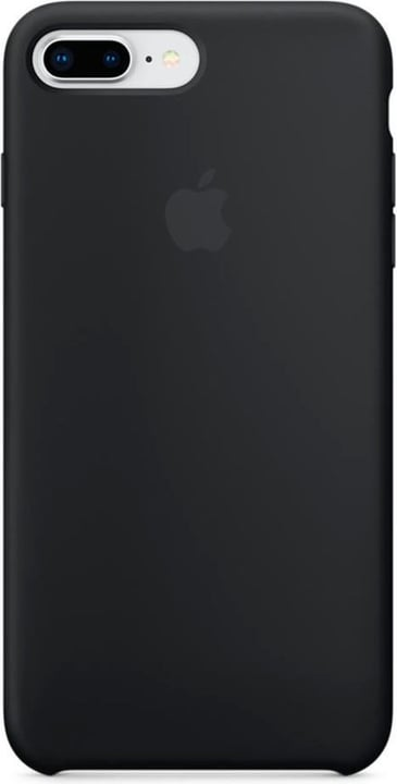 iPhone 8 Plus / 7 Plus Silicone Case Noir Coque Apple 798416900000 Photo no. 1