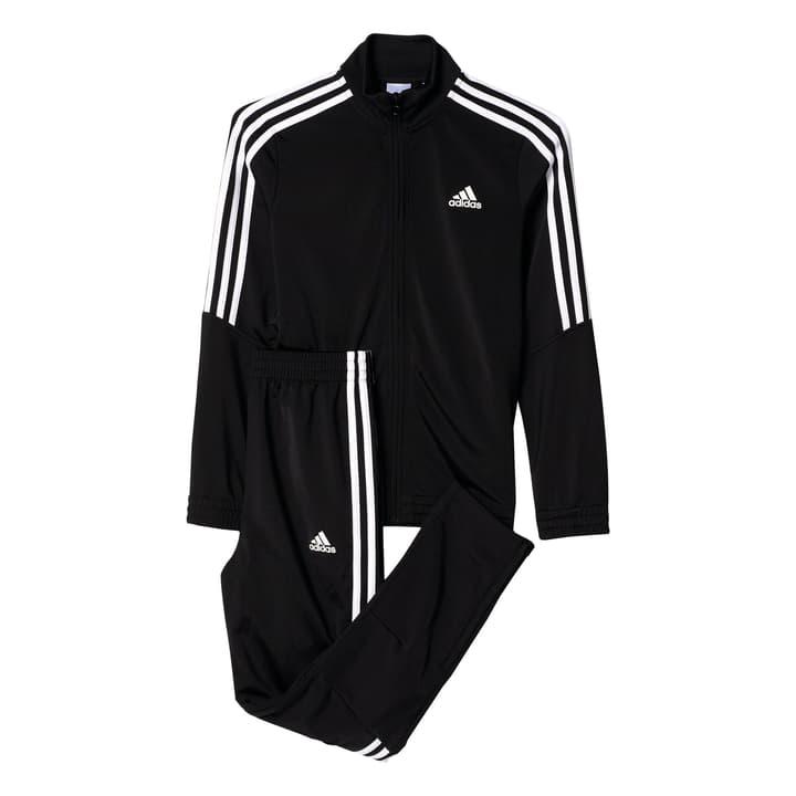 Tiro Tracksuit Kinder-Trainer Adidas 464555314020 Farbe schwarz Grösse 140 Bild-Nr. 1