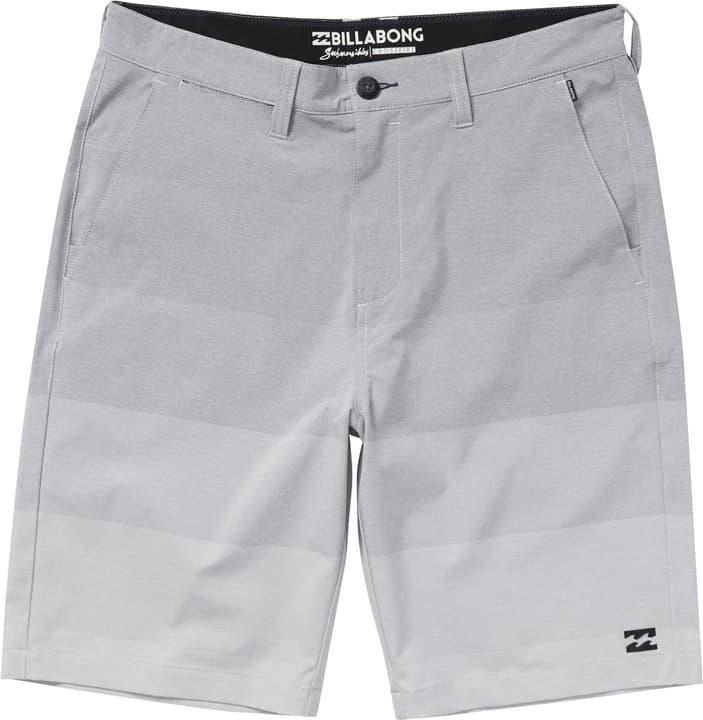 CROSSFIRE X FADERADE Herren-Shorts Billabong 463124200387 Farbe silberfarben Grösse S Bild-Nr. 1