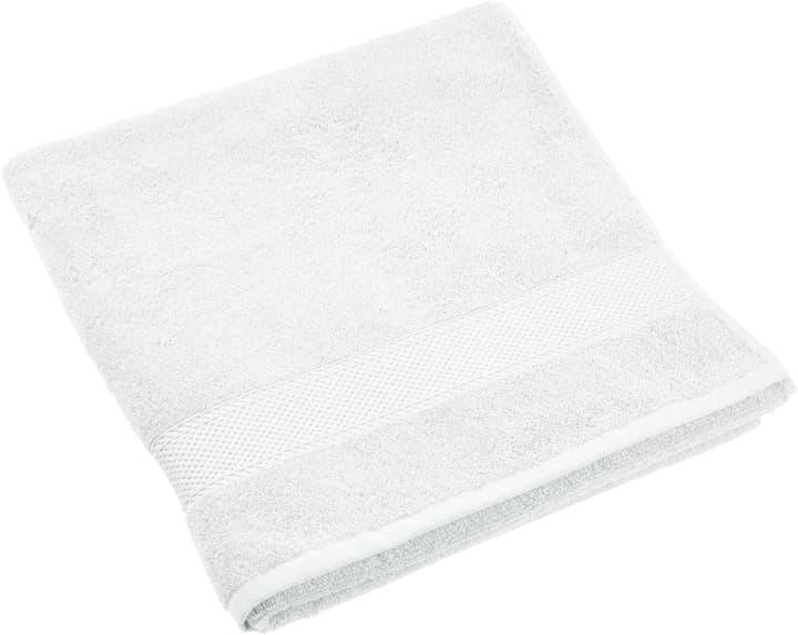 CHIC FEELING Asciugamano da bagno 450872920610 Colore Bianco Dimensioni L: 100.0 cm x A: 150.0 cm N. figura 1