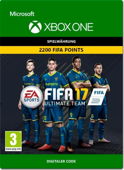 Xbox One - FIFA 17 Ultimate Team: 2200 Points Digital (ESD) 785300137375 N. figura 1