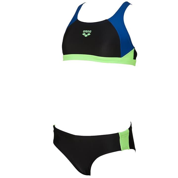 Girls Ren Two Pieces Bikini pour fille Arena 466916116420 Couleur noir Taille 164 Photo no. 1