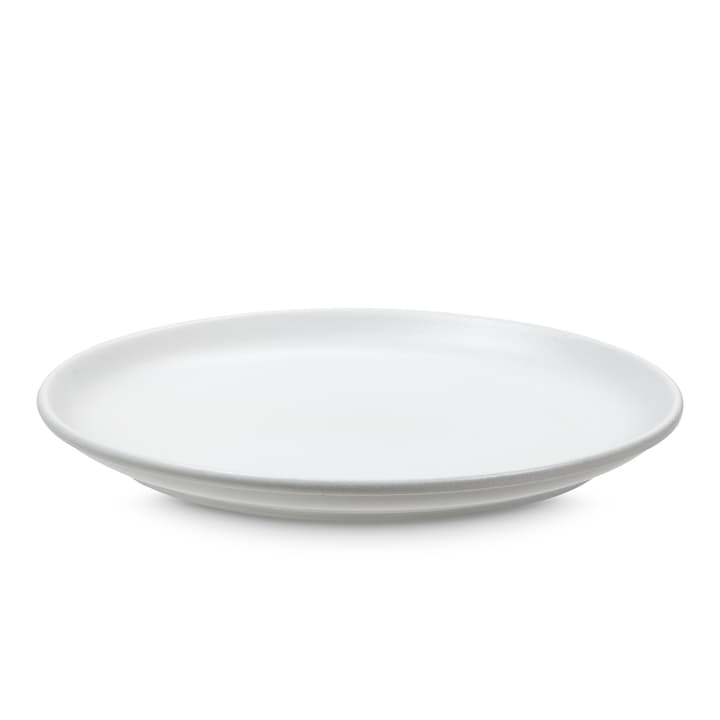 BRANDAO Assiette 393114600000 Dimensions L: 27.5 cm x P: 27.5 cm x H: 3.0 cm Couleur Blanc Photo no. 1