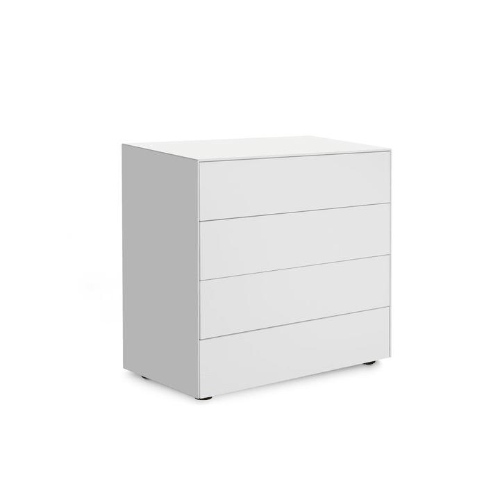 SEC Commode 362018013503 Couleur Blanc Dimensions L: 60.0 cm x P: 46.0 cm x H: 73.0 cm Photo no. 1