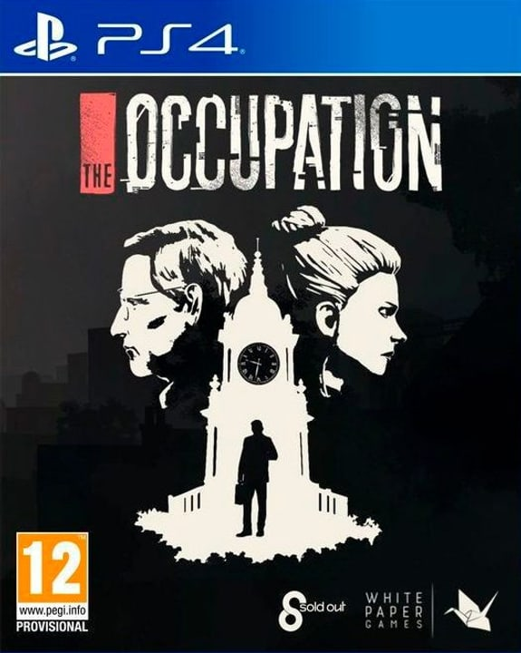 PS4 - The Occupation D Box 785300138796 Photo no. 1