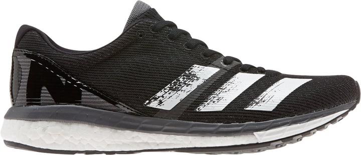 Adizero Boston 8 Damen-Runningschuh Adidas 492876937020 Farbe schwarz Grösse 37 Bild-Nr. 1