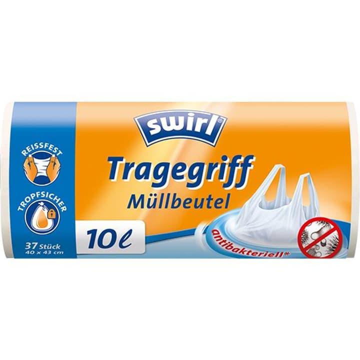 Sacco rifiuti Swirl antibatterico 10l 9000030497 No. figura 1