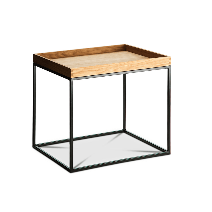COFFEE table d'appoint 360974900000 Dimensions L: 40.0 cm x P: 50.0 cm x H: 44.0 cm Couleur Chêne Photo no. 1