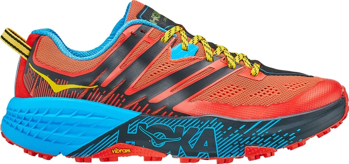 Speedgoat 3 Chaussures de course pour homme Hoka One One 492830945034 Couleur orange Taille 45 Photo no. 1