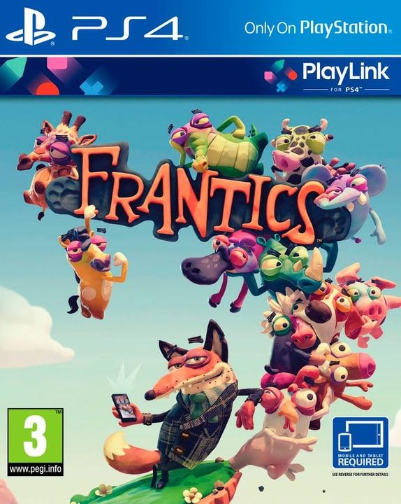 PS4 - Frantics Box 785300132180 Bild Nr. 1