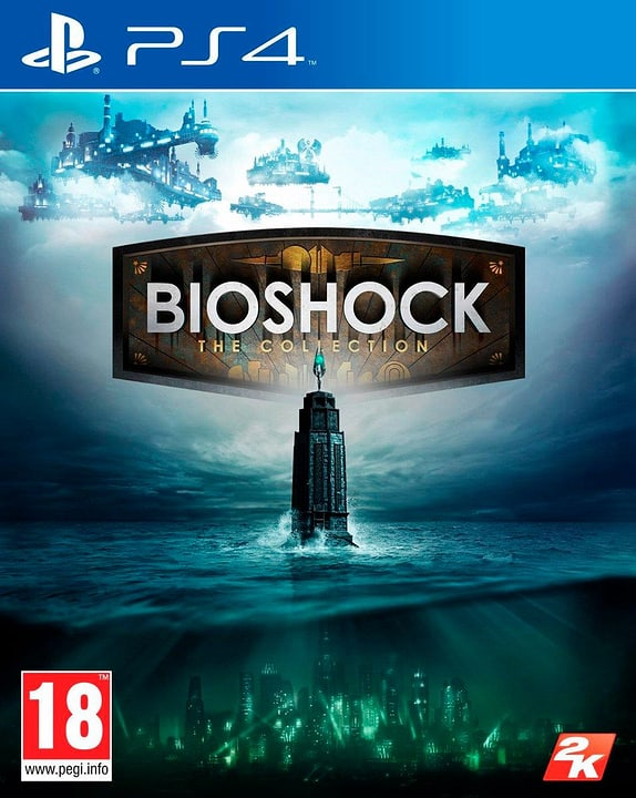 PS4 - BioShock Collection 785300121246 Photo no. 1