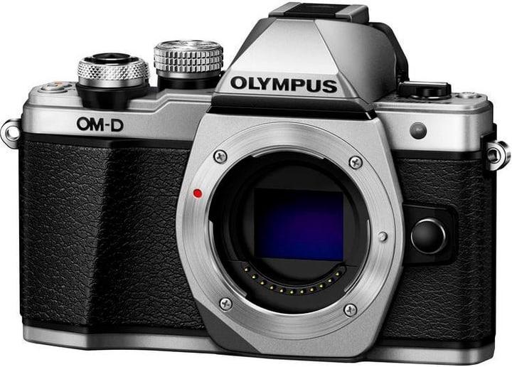OM-D E-M10 II Body Appareil photo système argent Olympus 785300125792 Photo no. 1