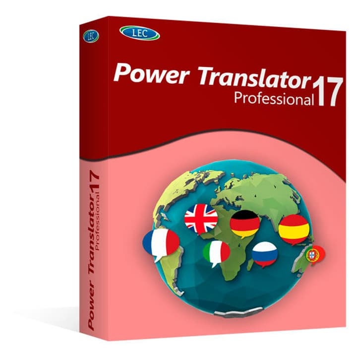Power Translator 17 Professional PC Digital (ESD) Avanquest 785300133527 Bild Nr. 1