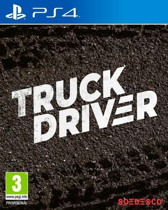 PS4 - Truck Driver D Box 785300138797 Bild Nr. 1