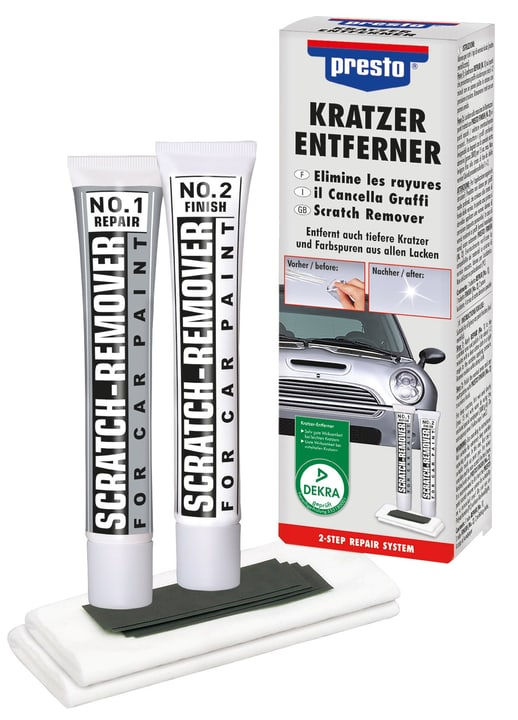 Scratch Remover Rénovation peinture et verre Presto 620772500000 Photo no. 1