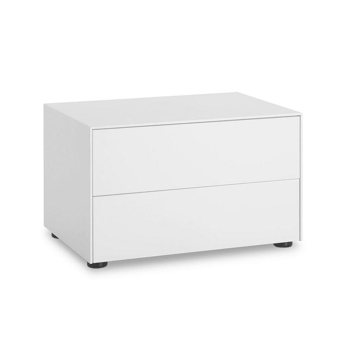 SEC Cassettone Edition Interio 362018013501 Dimensioni L: 60.0 cm x P: 46.0 cm x A: 37.5 cm Colore Bianco N. figura 1