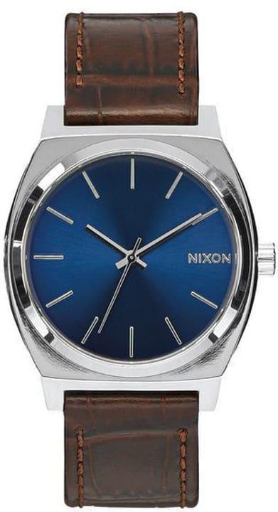 Time Teller Brown Gator 37 mm Montre bracelet Nixon 785300137037 Photo no. 1
