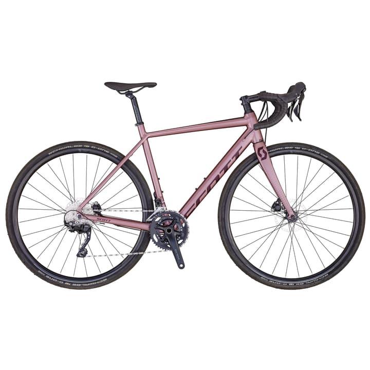 Contessa Speedster Gravel 25 Gravel Bike Scott 463365000239 Couleur vieux rose Tailles du cadre XS Photo no. 1