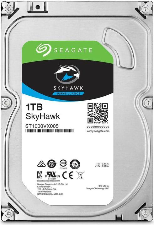 """SkyHawk SATA 3.5"""" 1 TB Disque Dur Interne HDD Seagate 785300145840 Photo no. 1"""