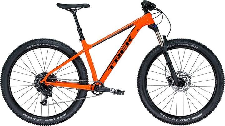 "Roscoe 8 27.5""+ VTT all mountain Trek 463325017534 Couleur orange Tailles du cadre 17.5 Photo no. 1"