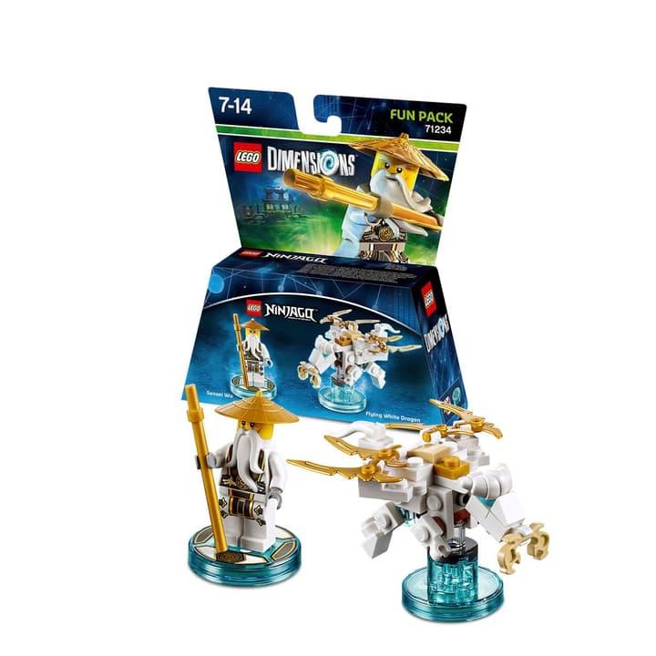 "LEGO Dimensions Fun Pack LEGO Ninjago ""Sensei Wu"" 785300119987 Photo no. 1"