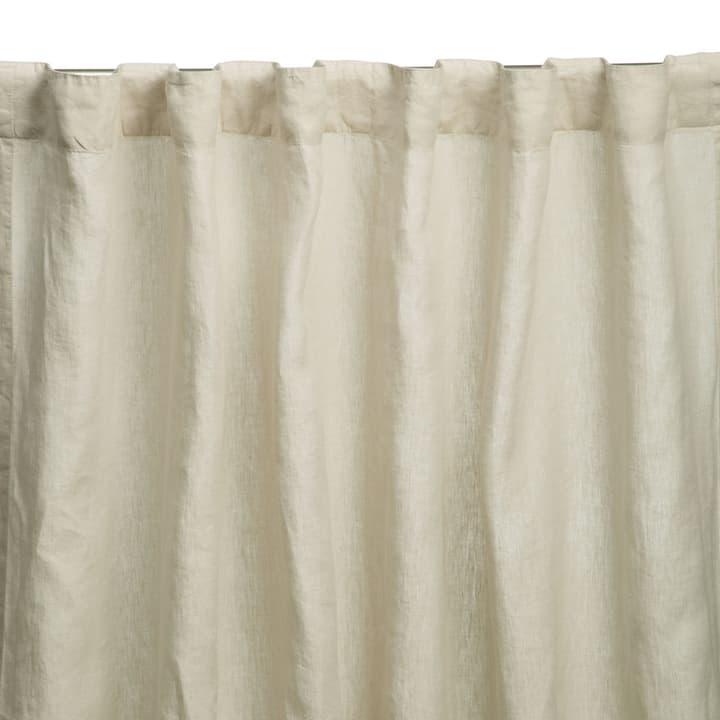 LILIT Rideau prêt à poser 372035500000 Couleur Beige Dimensions L: 140.0 cm x H: 250.0 cm Photo no. 1