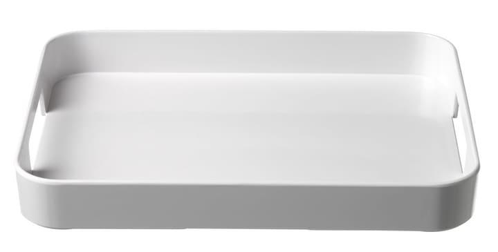 POLY Vassoio 441063403210 Colore Bianco Dimensioni L: 32.5 cm x P: 26.0 cm x A: 4.0 cm N. figura 1