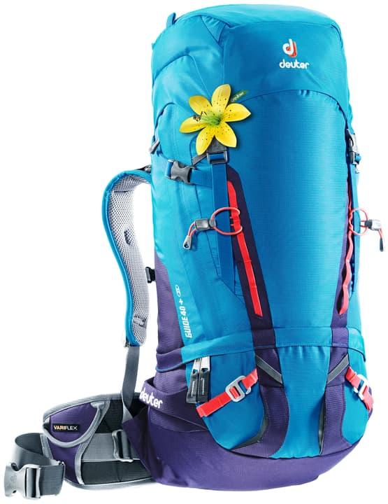 Guide 40+ SL Sac à dos Deuter 460247600044 Couleur turquoise Taille Taille unique Photo no. 1