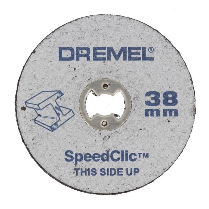 SC Disques à tronçonner pour la découpe des métaux 38 mm pack de 5 pcs. (SC456) Dremel 616049400000 Photo no. 1