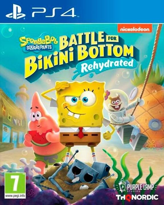 Spongebob SquarePants: Battle for Bikini Bottom - Rehydrated Box 785300152464 Photo no. 1