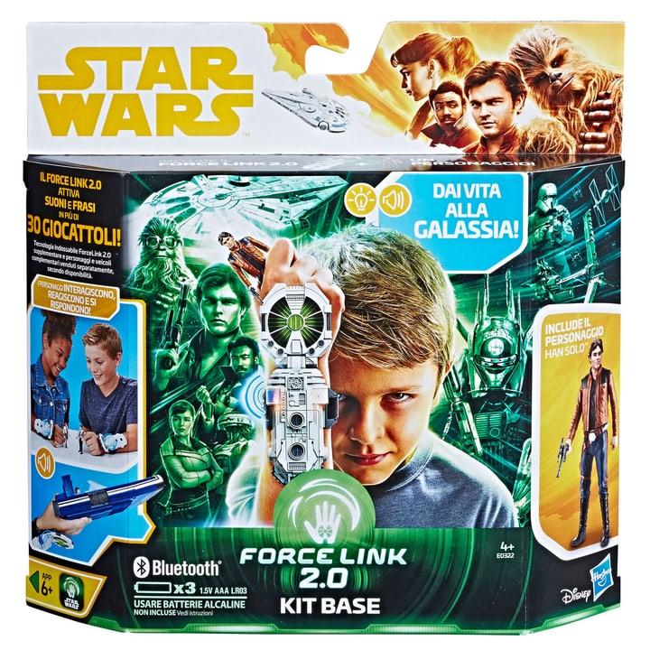 Star Wars Han Solo Film Forcelink 2.0 Starterset (I) 747453290200 N. figura 1