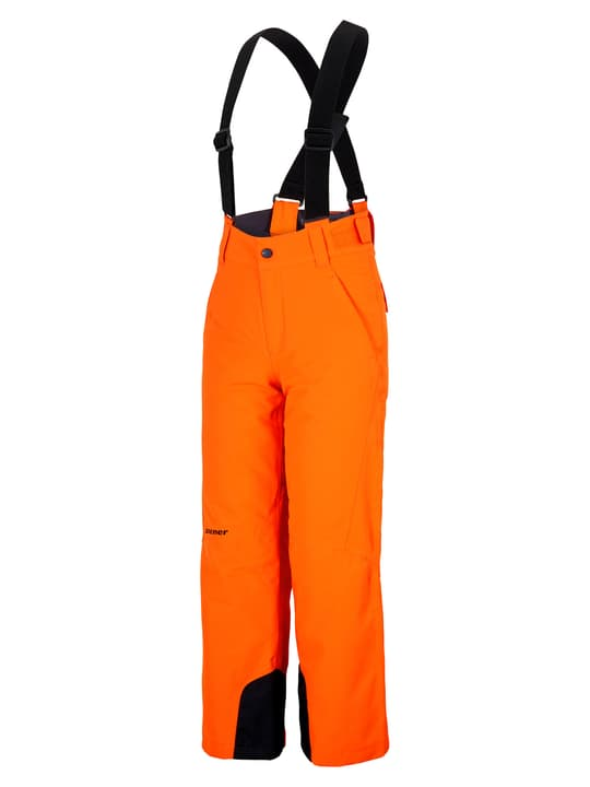 ANDO Pantalon de ski pour enfant Ziener 466949912834 Couleur orange Taille 128 Photo no. 1