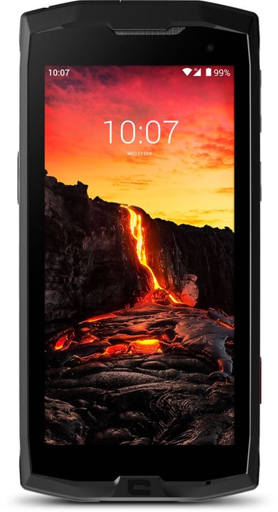 Core M4 32GB Black Smartphone 785300151645 Bild Nr. 1