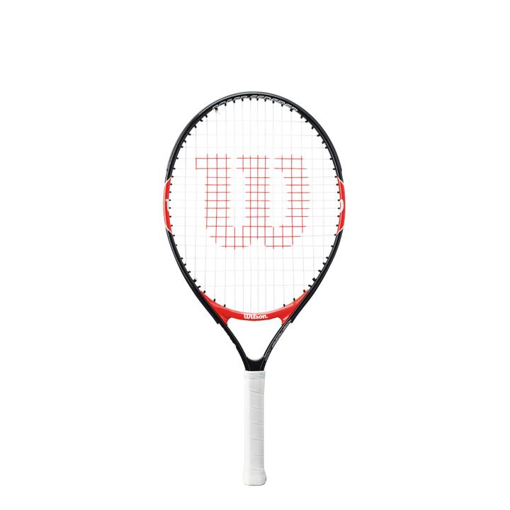 Roger Federer 23 Racket Wilson 491549602330 Dimensione delle impugnature a partire 23 Colore rosso N. figura 1