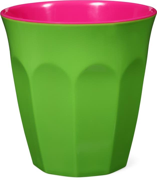 GINGER Gobelets 440258700050 Couleur Vert, Pink Dimensions H: 9.0 cm Photo no. 1