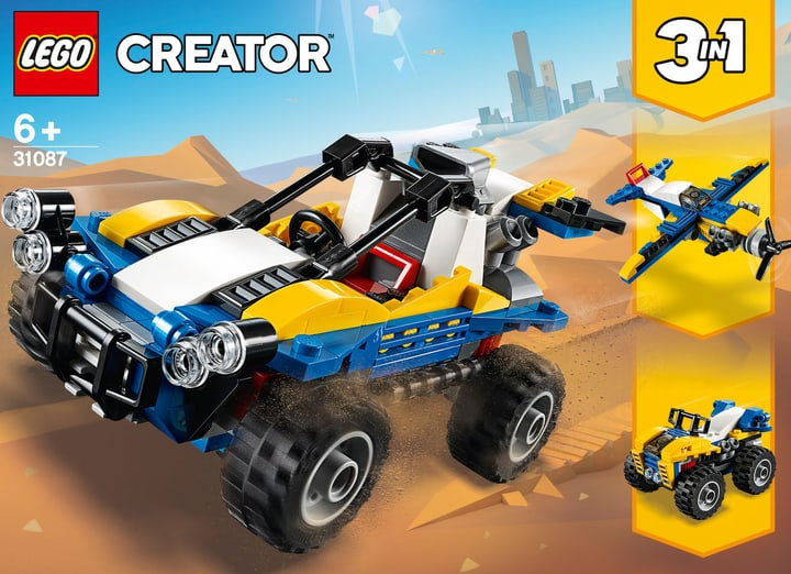 LEGO Creator 31087 Dune Buggy 748702100000 N. figura 1
