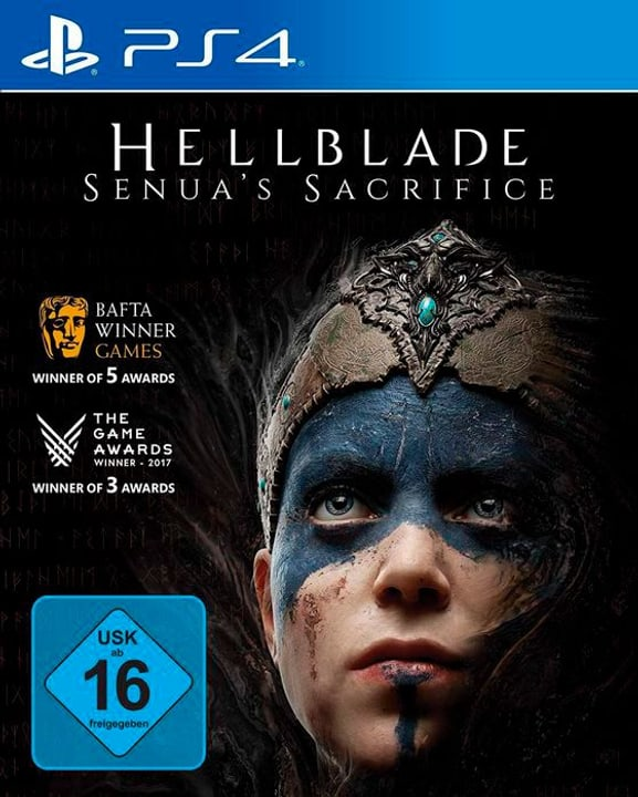 PS4 - Hellblade: Senua's Sacrifice D Box 785300139863 Photo no. 1