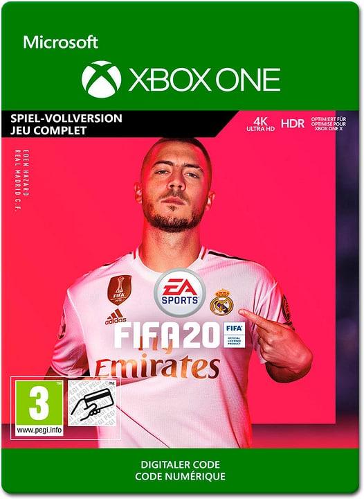 Xbox One - FIFA 20 Download (ESD) 785300148231 Photo no. 1