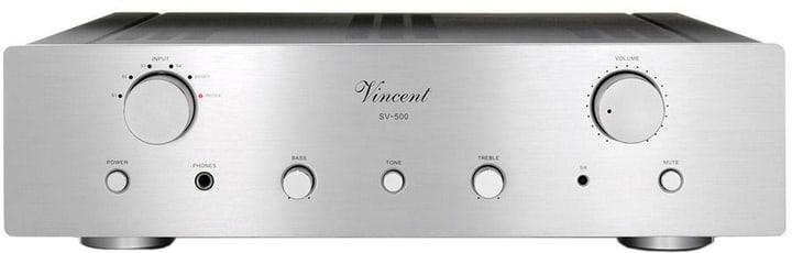 SV-500 - Argent Amplificateur intégré stéréo Vincent 785300122736 Photo no. 1