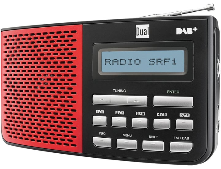 DAB 4.1 RS Digitalradio DAB+ Dual 773018100000 Bild Nr. 1
